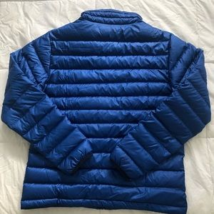 Patagonia suck down wind/rain resistant jacket